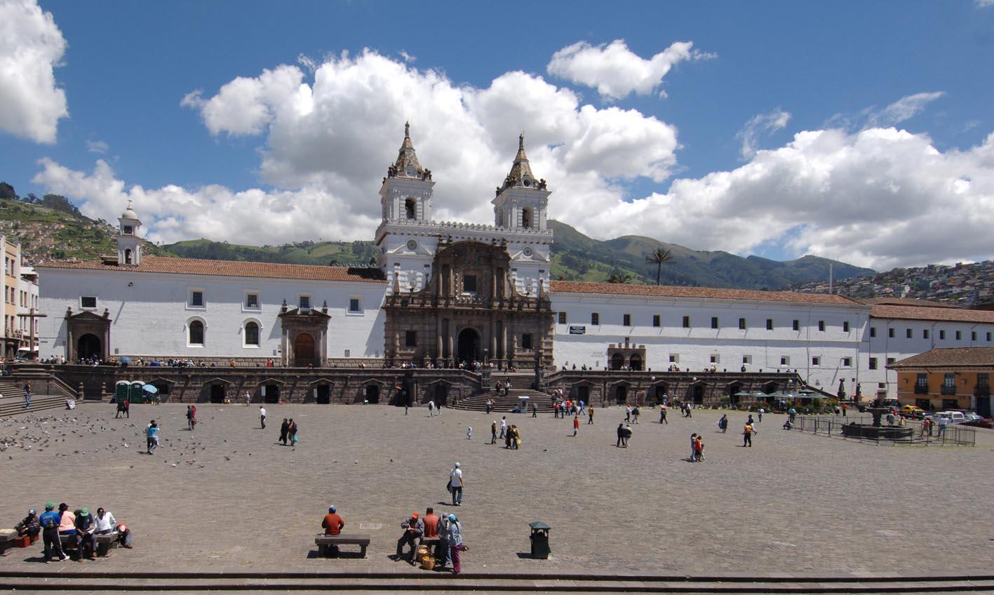 Quito Celebra 38 Anos Como Primer Patrimonio Cultural De La Humanidad La Republica Ec