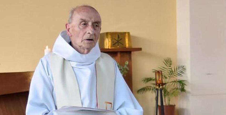 Jacques Hamel, el sacerdote decapitado en Francia por militantes del Estado Islámico.