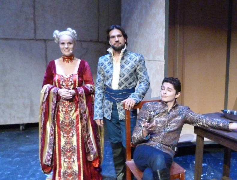 Los señores Capuleto foto Larepublica.ec