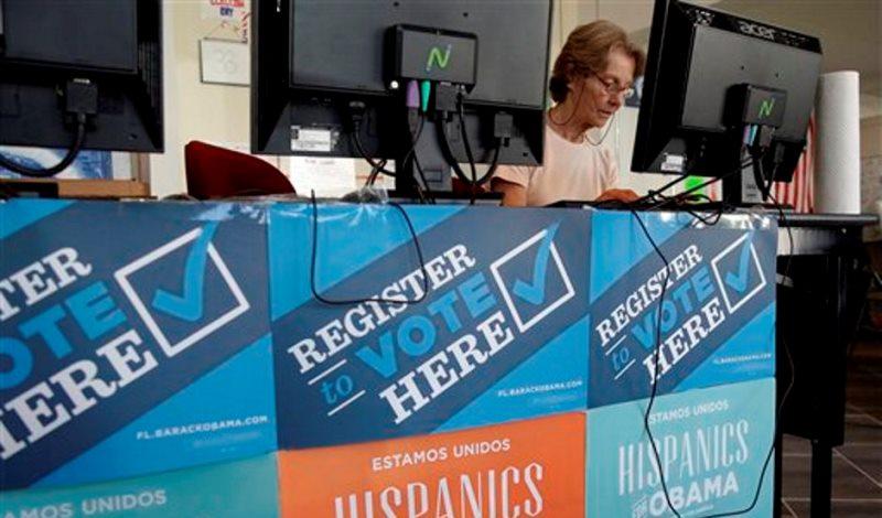 maquinaria electoral demócratas