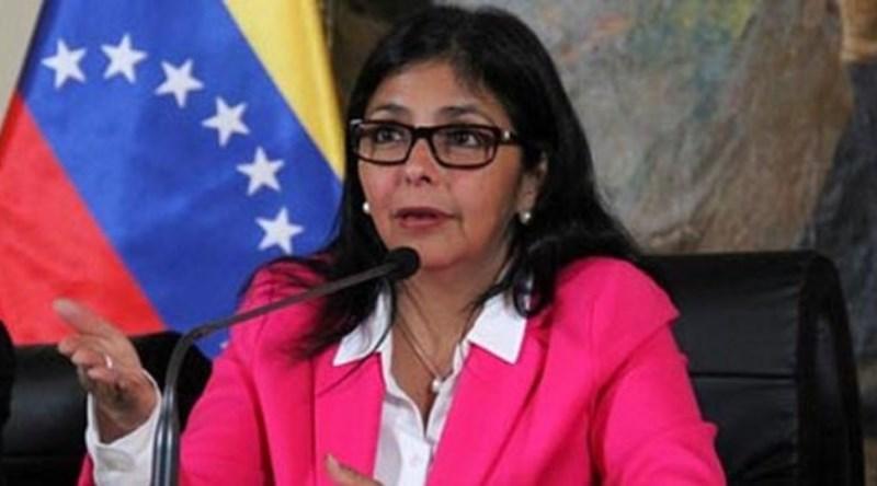 Delcy Rodríguez, Opep
