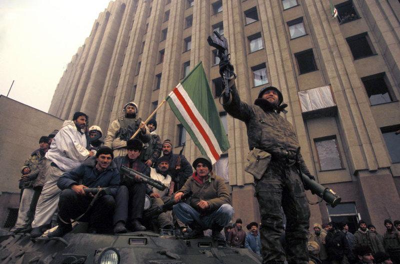 Primera Guerra Chechena.