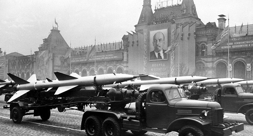 El poderío militar de la extinta Union Sovietica