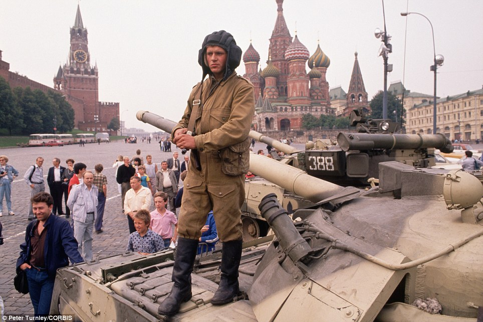 Golpe militar de 1991.