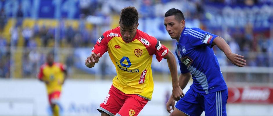 2016-09-04-QUITO-ECUADOR-Partido entre Aucas y Emelec, por el Campeonato Nacional. APIFOTO/JUAN RUIZ