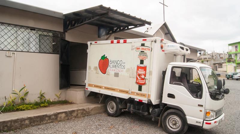 Banco de Alimentos Diakonía