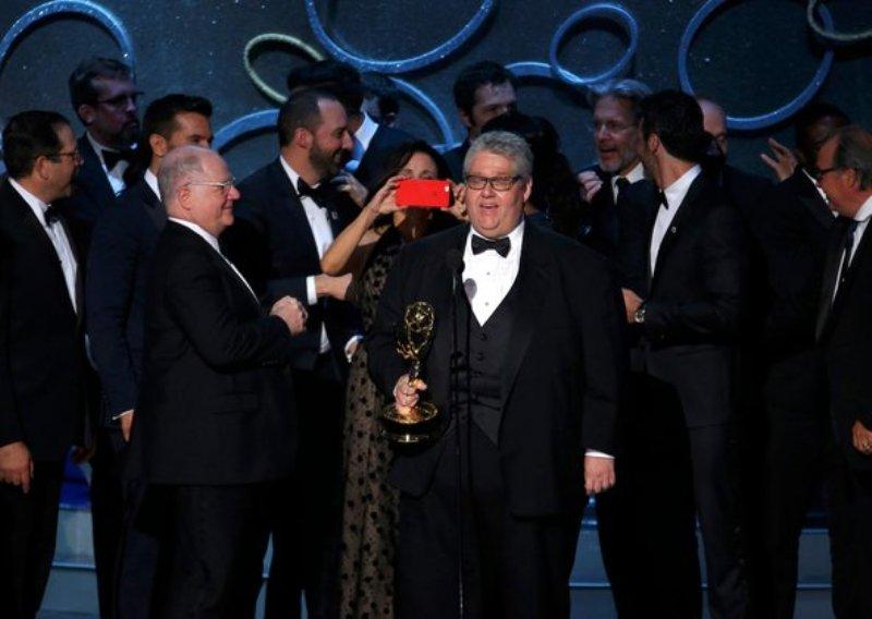 """Veep"" gana Emmy foto nytimes.com"