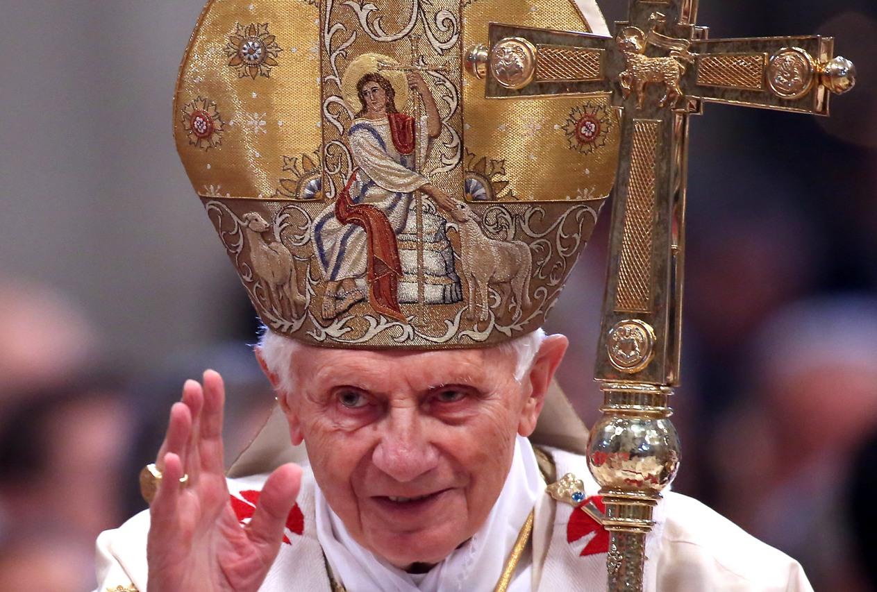 Benedicto XVI rompe el silencio y revela por qué renunció | La República EC