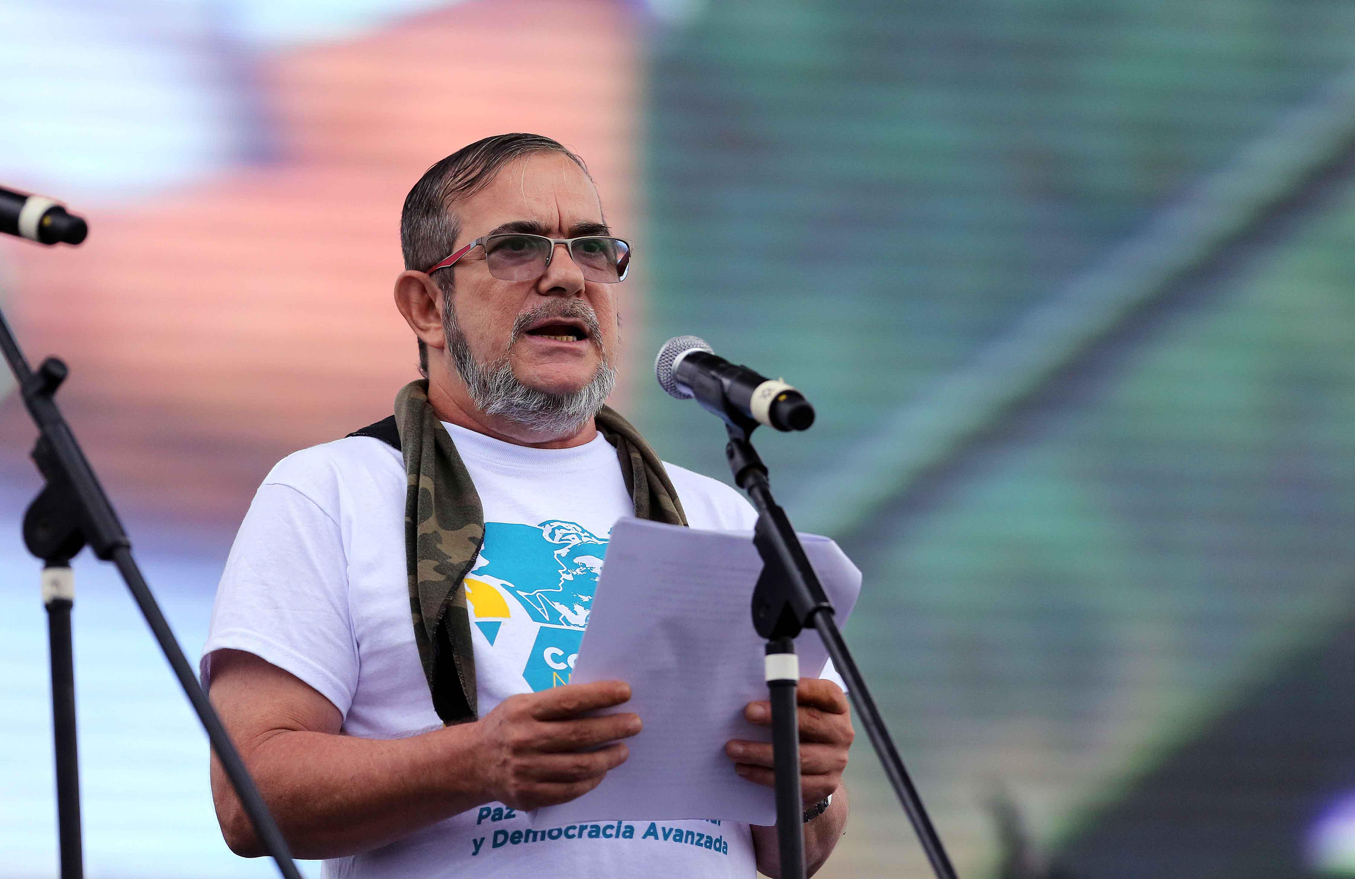 «TIMOCHENKO» CONSIDERA EXABRUPTO REABRIR DISCUSIÓN DE JUSTICIA EN ACUERDO DE PAZ