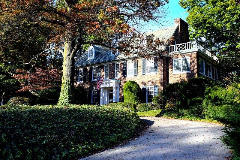 Príncipe Alberto Compra Casa En Filadelfia De Grace Kelly