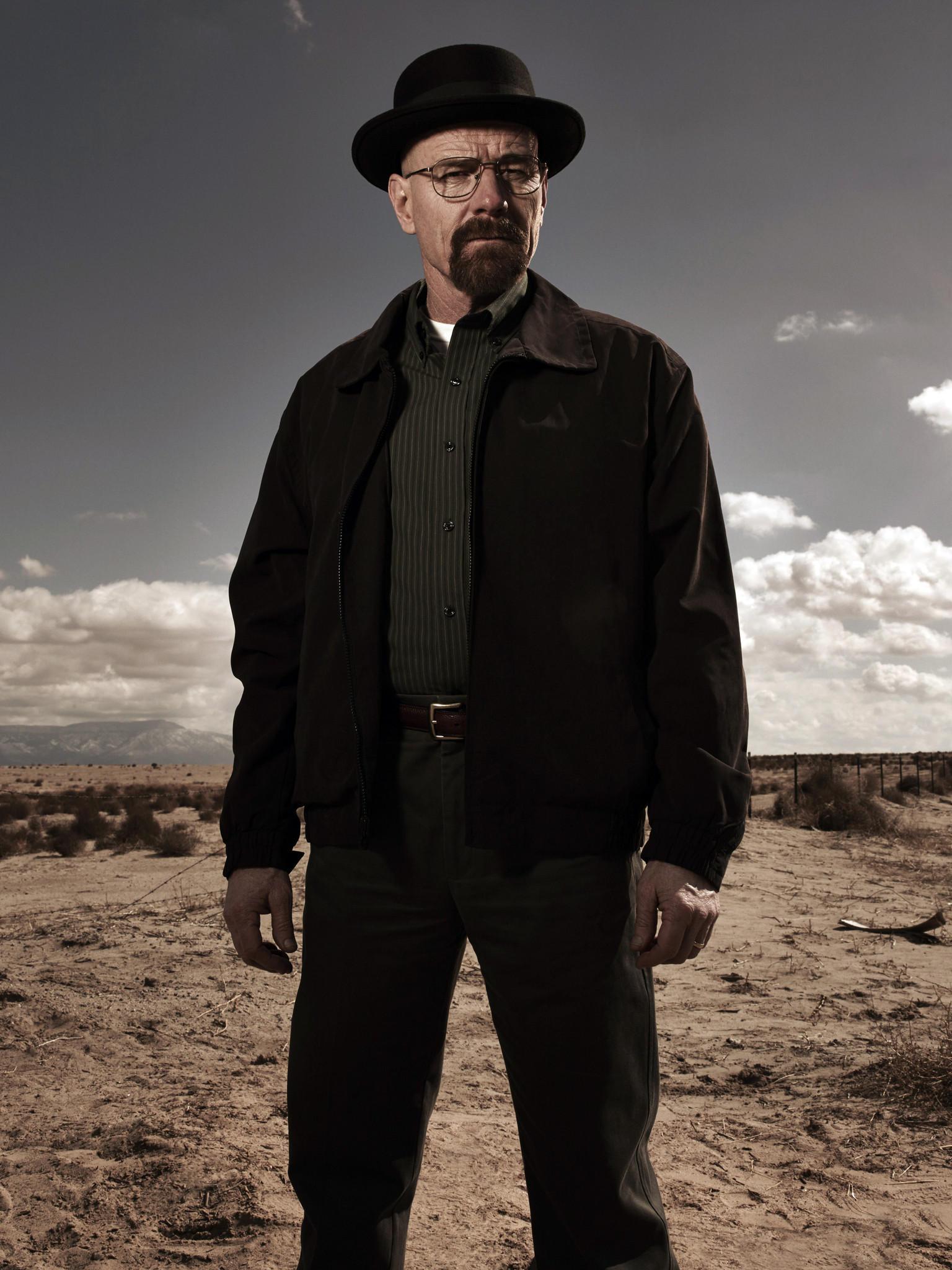 Walter White usó el alter ego de Heisenberg para cubrir su identidad.