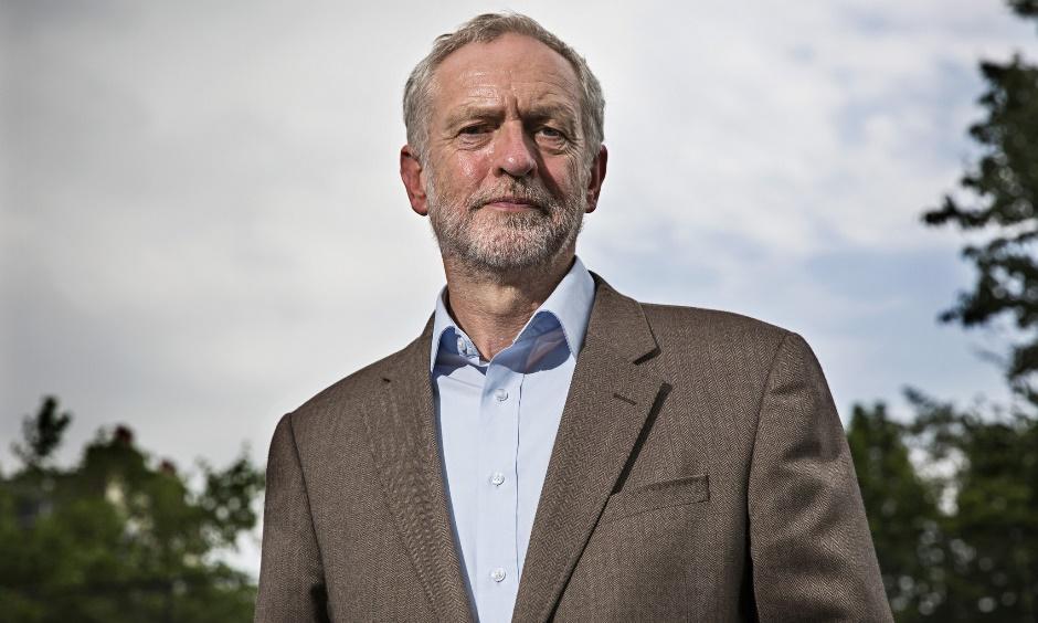 Jeremy Corbyn, líder del Partido Laborista del Reino Unido.