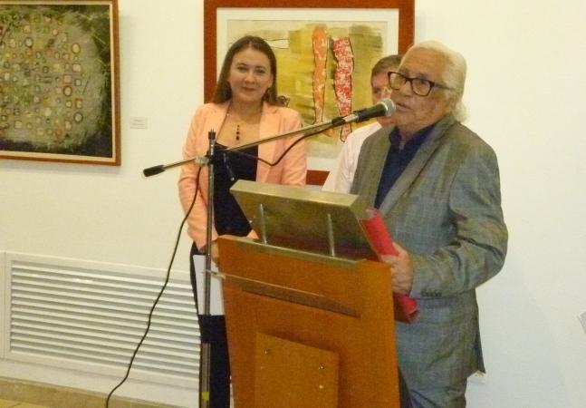 Maestro Támara en el MAAC noviembre 9.