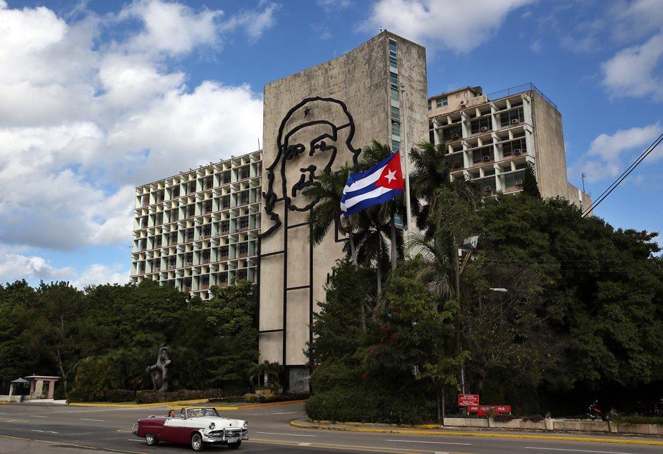 JORNADA DE LUTO EN CUBA POR LA MUERTE DEL LÍDER REVOLUCIONARIO FIDEL CASTRO
