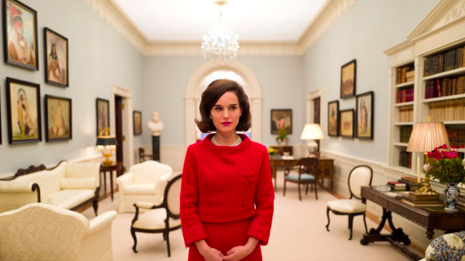 """Jackie"", de Pablo Larraín, con Natalie Portman."
