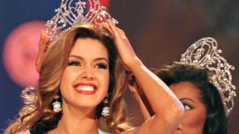Alicia Machado, foto abc.es