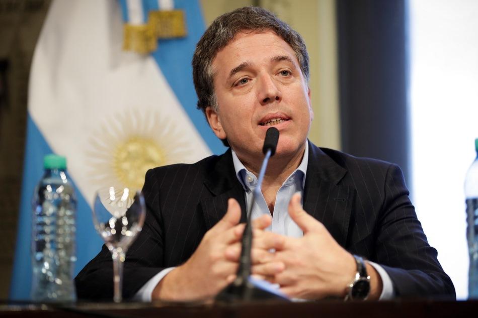 ARGENTINA-MINISTRO TRUMP
