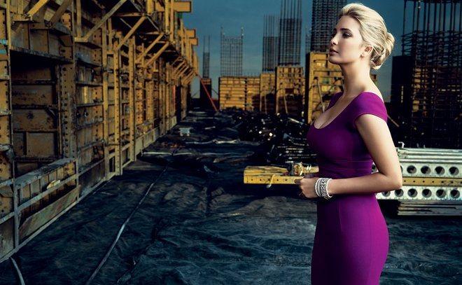 Ivanka Trump, foto vogue.com