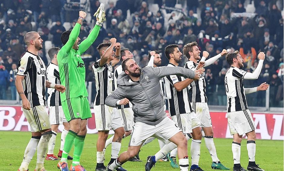 Higuaín tumba al Roma y el Juventus es campeón de invierno – La República EC 8f2583f3a7d7f