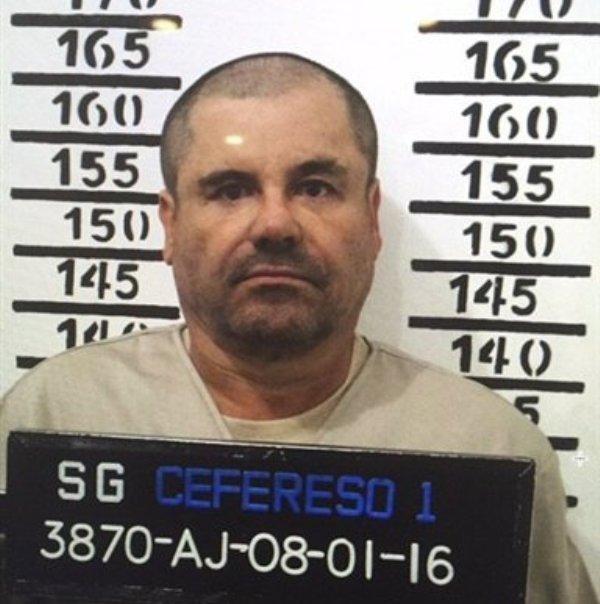 Chapo foto prisión