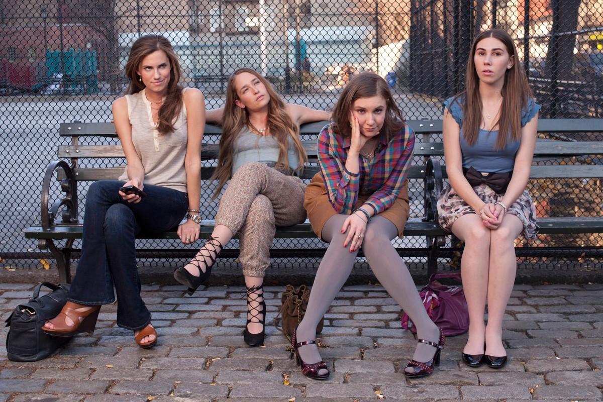 La serie Girls
