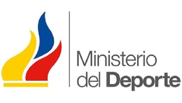 Exasesor del ministerio del deporte come cheques for Logo del ministerio de interior y justicia