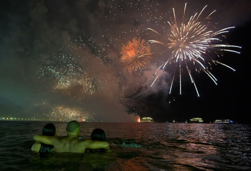 Brazil New Years Eve, foto .makatinews.com