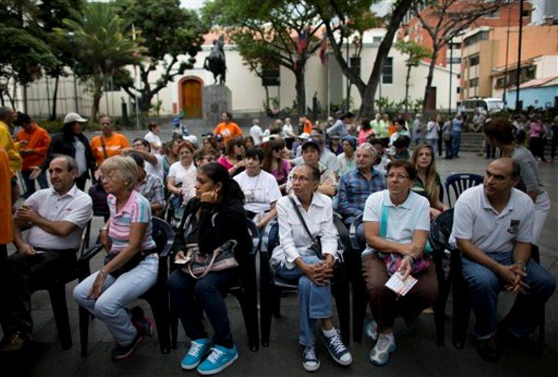 Venezuela volunad popular
