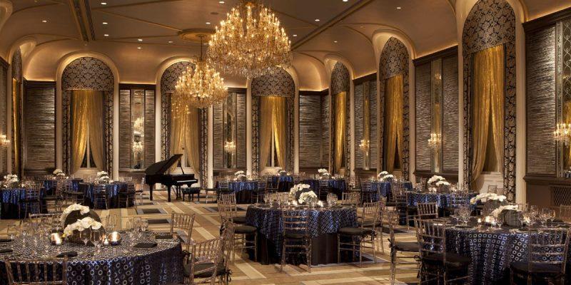 Nueva York Preservar 225 Varias Salas Del Legendario Hotel