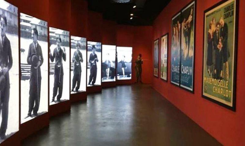 museo de charlie chaplin suiza