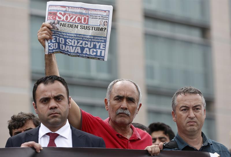 Turquía Libertad de Prensa
