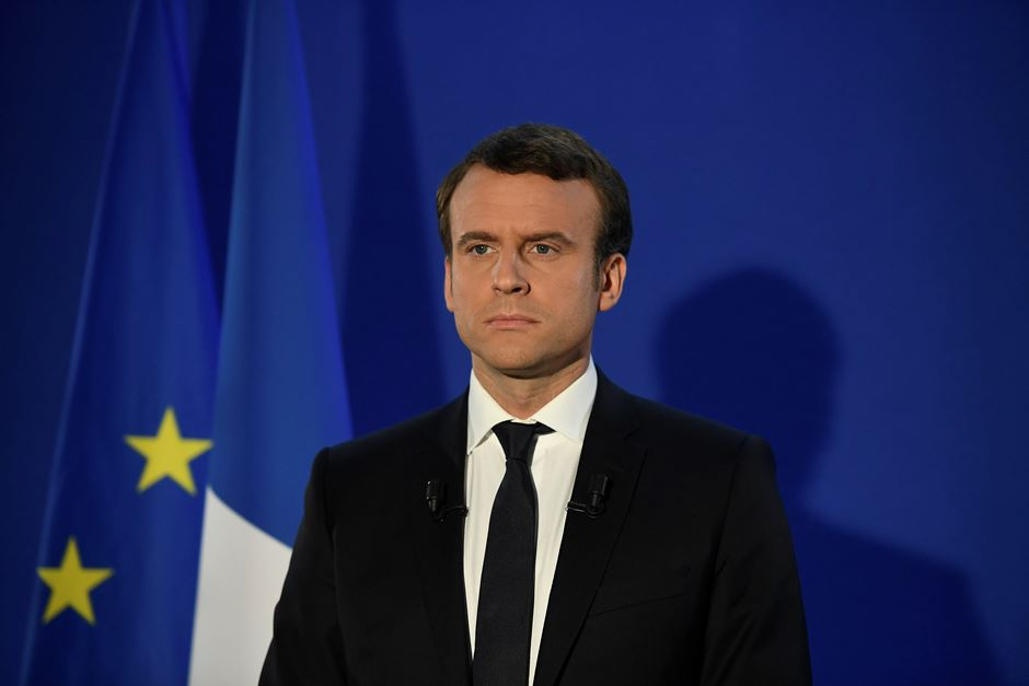 Second round of the French presidential elections 2017