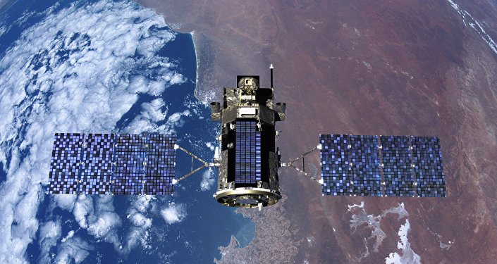 satélite militar