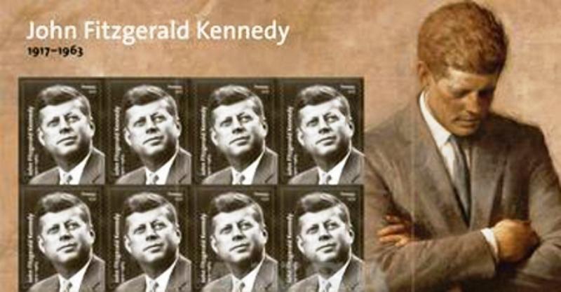 sello Kennedy cien años