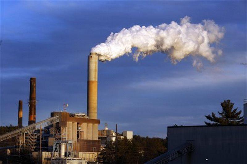 Trump ecología planta contaminante