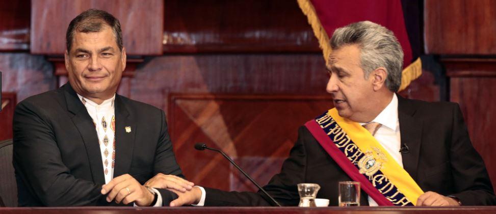 Correa y morenaso
