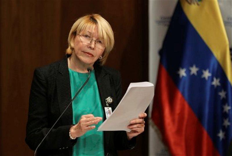 Fiscal Luisa Ortega Venezuela