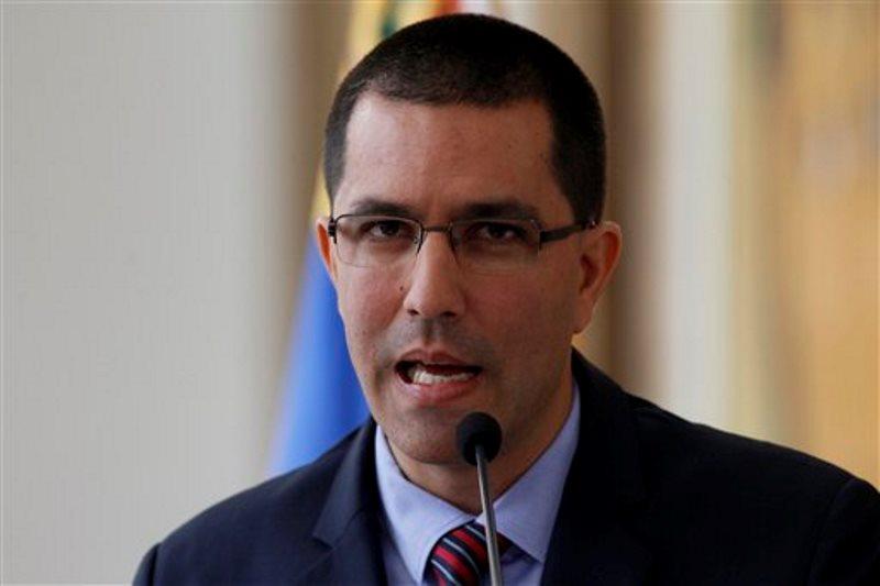 canciller venezolano Arraza