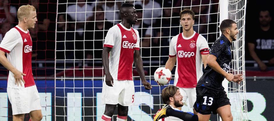 Ajax de Ámsterdam vs Olympique Gymnaste Club de Nice