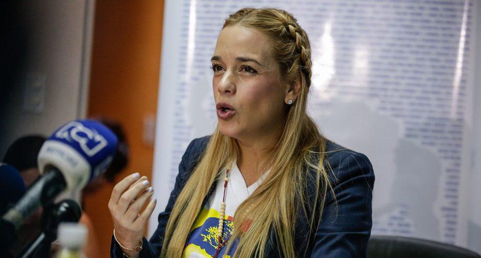 El gobierno venezolano le prohibió la salida del país a Lilian Tintori | La República EC