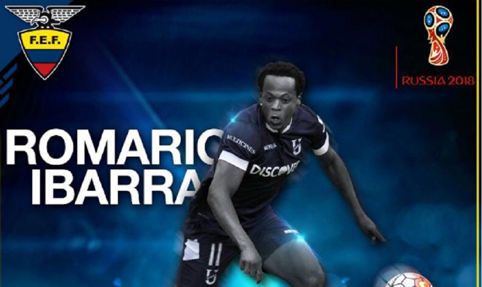 Jogador equatoriano afirma está em negociações avançadas com o São Paulo