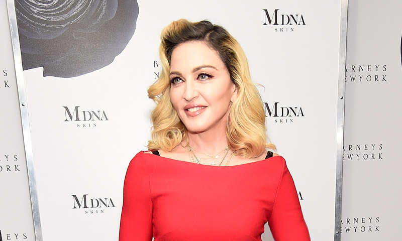 Madonna Launches MDNA SKIN Collection At Barneys New York