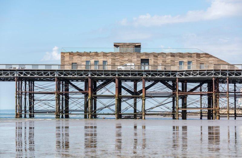 puente Hastings UK premio dRMM Architects