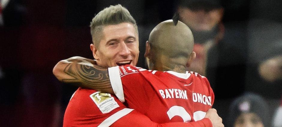 Bayern Munich vs FC Augsburg