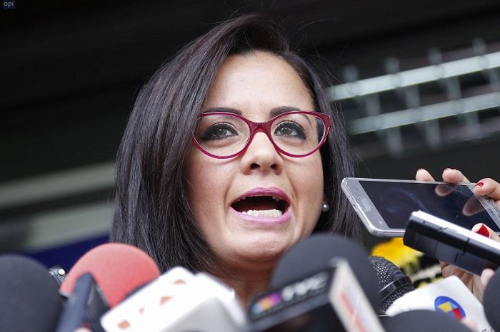 marcela aguiñaga asambleista