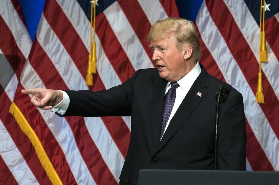Trump reconoce a China y Rusia como «rivales poderosos» en hegemonía mundial