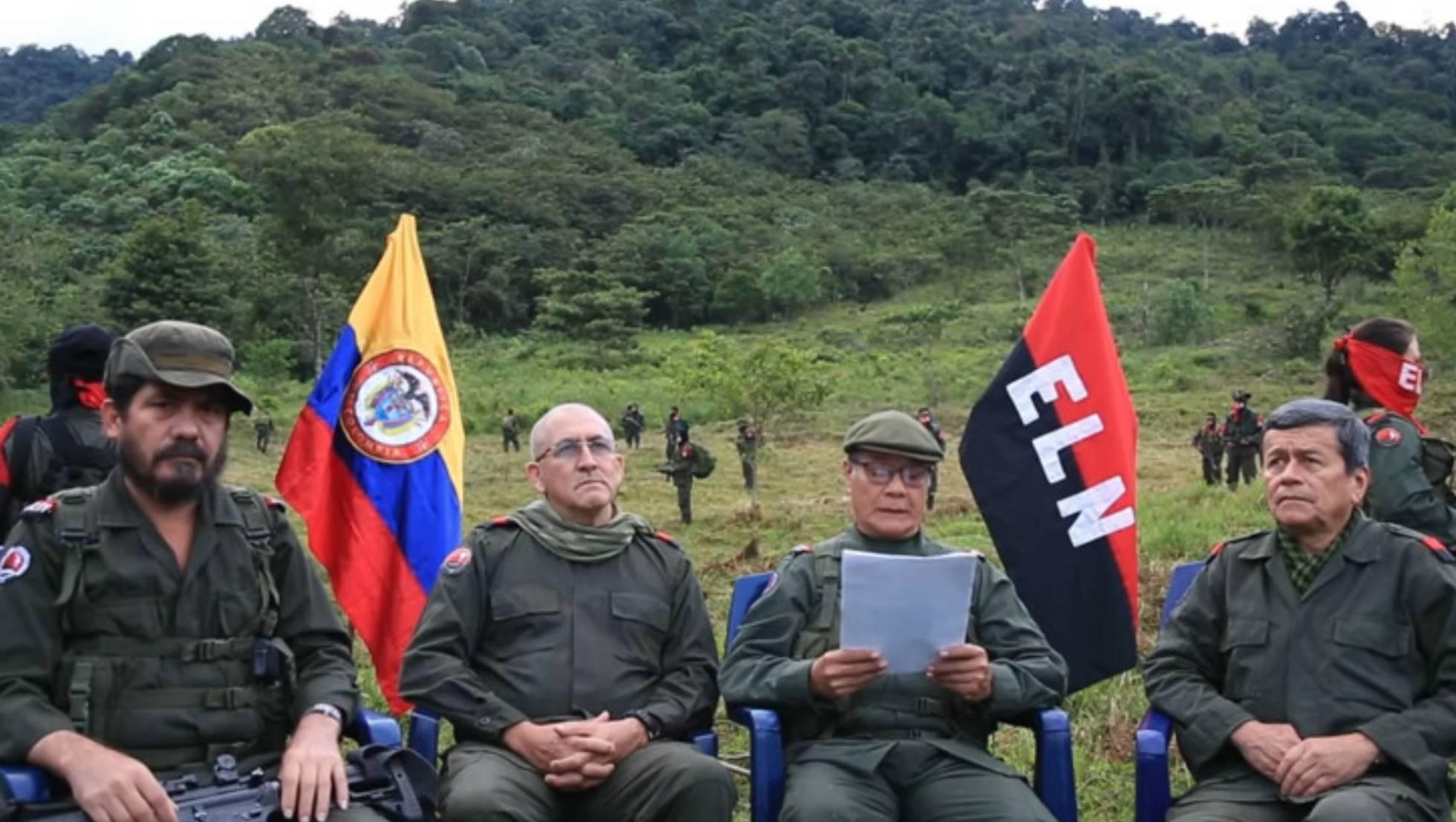 ELN dice que Santos decidió reanudar diálogos de paz en Quito | La ...