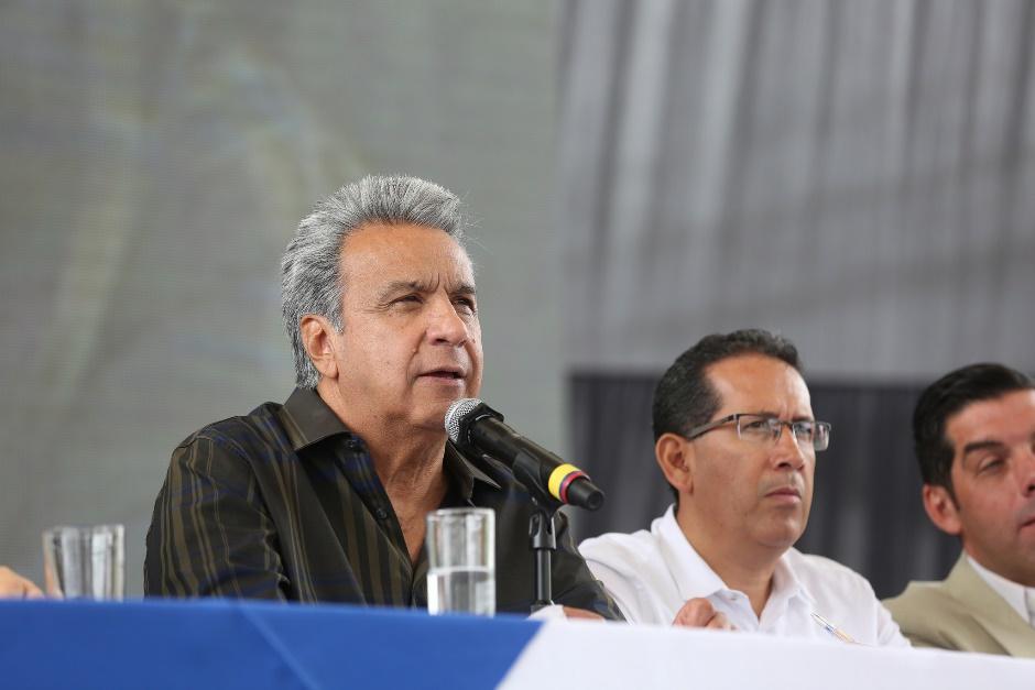 Moreno fustiga a Correa