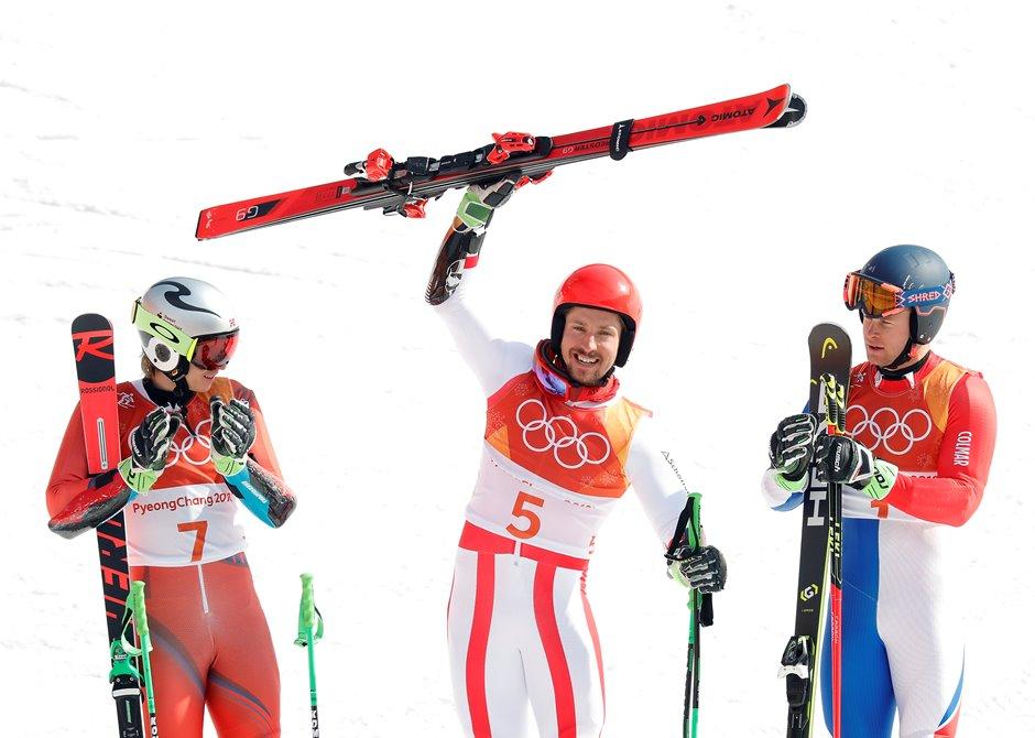 Alpine Skiing – PyeongChang 2018 Olympic Games