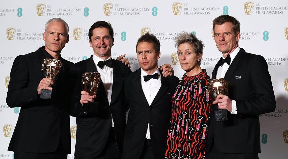 Press Room – 2018 EE British Academy Film Awards